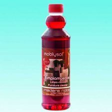 Mobysol aceite rojo madera noble 500ml