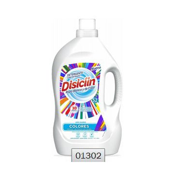 detergente disiclin ropa color